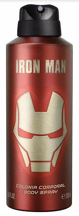 Dezodorant - Marvel Iron Man Deodorant — Obrázky N1