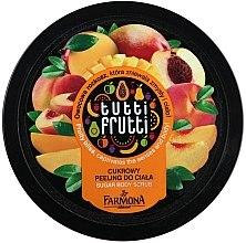 """Cukrový peeling pre telo """"Broskyňa a mango"""" - Farmona Tutti Frutti Sugar Scrub — Obrázky N5"""