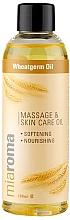 Voňavky, Parfémy, kozmetika Olej z pšeničných klíčkov - Holland & Barrett Miaroma Wheatgerm Oil