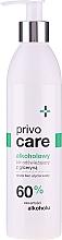 Voňavky, Parfémy, kozmetika Antibakteriálny gél 60% - Privolab Privo Care Hand Gel