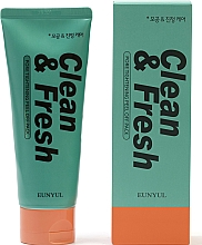 Voňavky, Parfémy, kozmetika Zlupovacia maska na zúženie pórov - Eunyul Clean & Fresh Pore Tightening Peel Off Pack