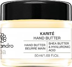 Voňavky, Parfémy, kozmetika Maslo na ruky - Alessandro International Spa Hand Butter