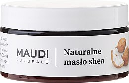 Voňavky, Parfémy, kozmetika Nerafinované bambucké maslo - Maudi