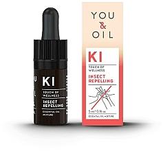 Voňavky, Parfémy, kozmetika Zmes éterických olejov - You & Oil KI-Insect Repelling Touch Of Welness Essential Oil