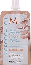 Voňavky, Parfémy, kozmetika Tónovacia maska na vlasy, 30 ml - MoroccanOil Color Depositing Mask