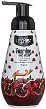 Voňavky, Parfémy, kozmetika Pena na umývanie rúk Granátové jablko - Aksan Deep Fresh Foaming Hand Wash Pomegranate