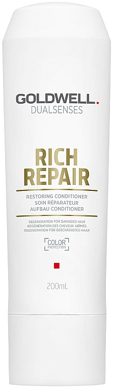 Kondicionér proti krehkým vlasom - Goldwell Dualsenses Rich Repair Restoring Conditioner