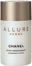 Voňavky, Parfémy, kozmetika Chanel Allure Homme - Tuhý deodorant