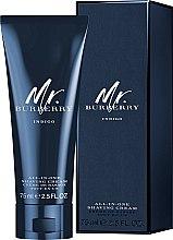Voňavky, Parfémy, kozmetika Burberry Mr. Burberry Indigo - Krém na holenie