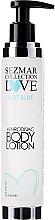 Voňavky, Parfémy, kozmetika Mlieko pre telo - Sezmar Collection Love Hot Blue Aphrodisiac Body Lotion