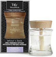 Voňavky, Parfémy, kozmetika Aromatický difúzor - Woodwick Home Fragrance Diffuser Lavender Spa