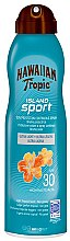 Voňavky, Parfémy, kozmetika Telový sprej s SPF ochranou - Hawaiian Tropic Island Sport Ultra Light Spray SPF 30