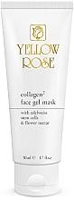Voňavky, Parfémy, kozmetika Gélová maska s kolagénom - Yellow Rose Collagen2 Gel Mask