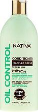 Voňavky, Parfémy, kozmetika Kondicionér na mastné vlasy - Kativa Oil Control Conditioner