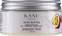 "Voňavky, Parfémy, kozmetika Maslo na telo ""Marakuja"" - Kanu Nature Passion Fruit Body Butter"