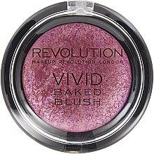Voňavky, Parfémy, kozmetika Zapečená lícenka - Makeup Revolution Vivid Baked Blush