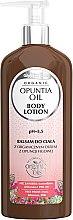 Voňavky, Parfémy, kozmetika Telový lotion s olejom z organických fíg - GlySkinCare Opuntia Oil Body Lotion