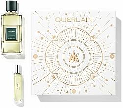 Voňavky, Parfémy, kozmetika Guerlain Vetiver - Sada (edt/100ml + edt/15ml)