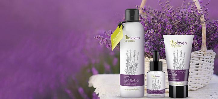 Pri nákupe výrobkov Biolaven nad 16 € získaj micelárnu vodu na tvár ako darček