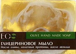 Voňavky, Parfémy, kozmetika Mydlo s olivovým olejom - ECO Laboratorie Olive Hand Made Soap