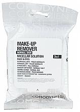 Voňavky, Parfémy, kozmetika Čistiace utierky pre normálnu pokožku - Comodynes Make-up Remover Micellar Solution 3in1