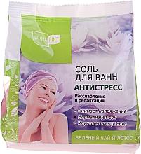 """Voňavky, Parfémy, kozmetika Soľ do kúpeľa """"Zelený čaj a lotos"""" Antustress - NaturaList"""