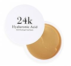 Voňavky, Parfémy, kozmetika Hydrogélové vankúšiky s kyselinou hyalurónovou - Skin79 Hyaluronic Acid Gold Hydrogel Eye Patch