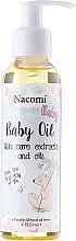 Voňavky, Parfémy, kozmetika Detský olej - Nacomi Baby Oil