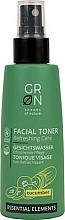 Voňavky, Parfémy, kozmetika Tonikum na tvár - GRN Essential Elements Cucumber Toner