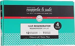 Voňavky, Parfémy, kozmetika Ampulky na regeneráciu vlasov - Nuggela & Sule' Hair Regenerator Ampoules