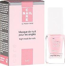 Voňavky, Parfémy, kozmetika Nočná maska na nechty - Peggy Sage Night Mask For Nails