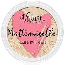 Voňavky, Parfémy, kozmetika Matný púder pre tvár - Virtual Mattemoiselle Flawless Matte Powder