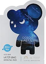 """Voňavky, Parfémy, kozmetika Dvojfázová maska na tvár """"Mliečna cesta"""" - The Oozoo Bear Water-Bang Hydrating Mask"""