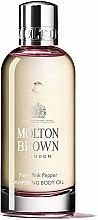 Voňavky, Parfémy, kozmetika Molton Brown Fiery Pink Pepper Pampering Body Oil - Olej na telo