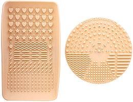 Voňavky, Parfémy, kozmetika Čistiaci prostriedok na štetce - Nanshy Makeup Brush Cleaning Pad & Palette