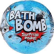 """Voňavky, Parfémy, kozmetika Kúpeľová bomba """"Prekvapenie"""", modrá - LaQ Bath Bomb"""