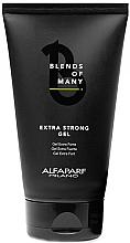 Voňavky, Parfémy, kozmetika Gél na vlasy extra silnej fixácie - Alfaparf Milano Blends Of Many Extra Strong Gel