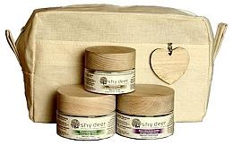 Voňavky, Parfémy, kozmetika Sada - Shy Deer Set (cr/50ml+mask/50ml+eye/cr/30ml)