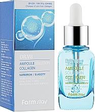 Voňavky, Parfémy, kozmetika Ampulkové sérum s kolagénom - FarmStay DR.V8 Ampoule Solution Collagen