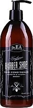 """Voňavky, Parfémy, kozmetika Kondicionér na vlasy """"Keratín a vitamín"""" - Dr.EA Barber Shop Hair Conditioner Keratin & Vitamin Boost"""