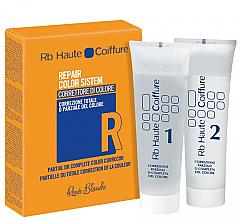 Voňavky, Parfémy, kozmetika Prostriedok pre odstránenie umelého pigmenta - H.Zone Rapair Color System