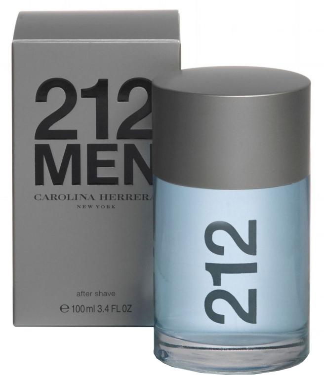 Carolina Herrera 212 For Men - Mlieko po holení — Obrázky N2