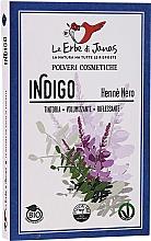 """Voňavky, Parfémy, kozmetika Prášok na vlasy """"Indigo"""" - Le Erbe di Janas Indigo (Black Henna)"""
