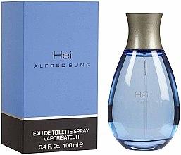 Voňavky, Parfémy, kozmetika Alfred Sung Hei - Toaletná voda