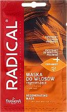"""Voňavky, Parfémy, kozmetika Maska na vlasy """"Suché, krehké vlasy"""" - Farmona Radical Mask"""