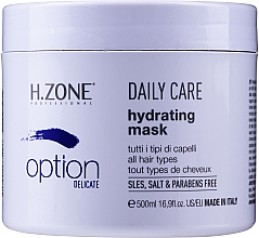 Voňavky, Parfémy, kozmetika Hydratačná maska pre každodennú starostlivosť - H.Zone Option Daily Care Hydrating Mask