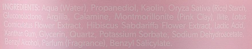 Upokojujúca detoxikačná maska s ružovou hlinou - BodyBoom Face Boom Mask With Pink Clay — Obrázky N3