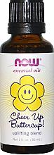"""Voňavky, Parfémy, kozmetika Esenciálny olej """"Zmes olejov. Zlepšite si náladu, Iskerník"""" - Now Foods Essential Oils Cheer Up Buttercup! Oil Blend"""