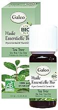 Voňavky, Parfémy, kozmetika Organický éterický olej Čajovník - Galeo Organic Essential Oil Tea Tree