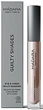 Voňavky, Parfémy, kozmetika Tiene na viečka a líčka - Madara Cosmetics Guilty Shades Eye & Cheek Multi Shadow